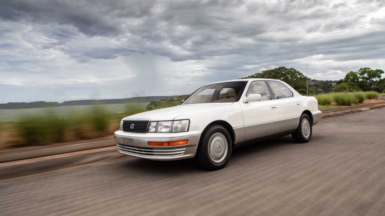 Lexus LS 400 - 1989