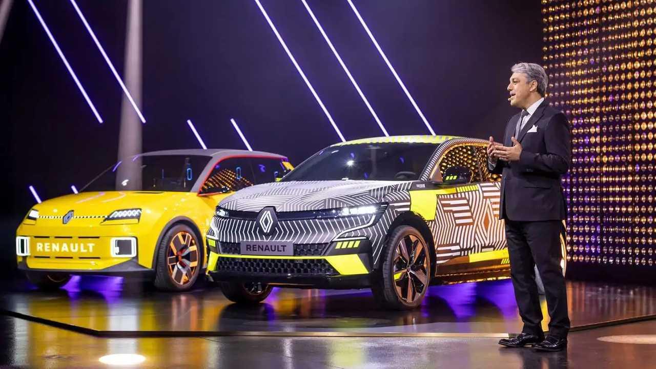 Voies Renault