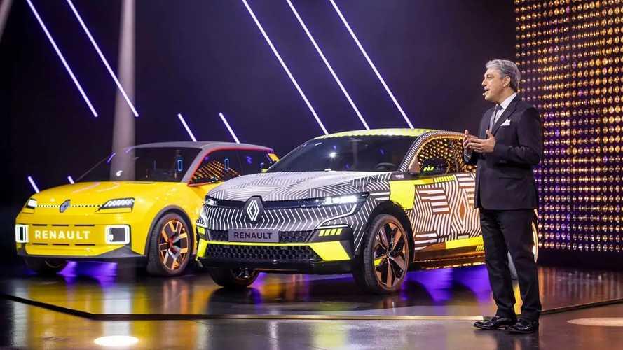Des plateformes aux batteries, Renault accélère sur l'électrique