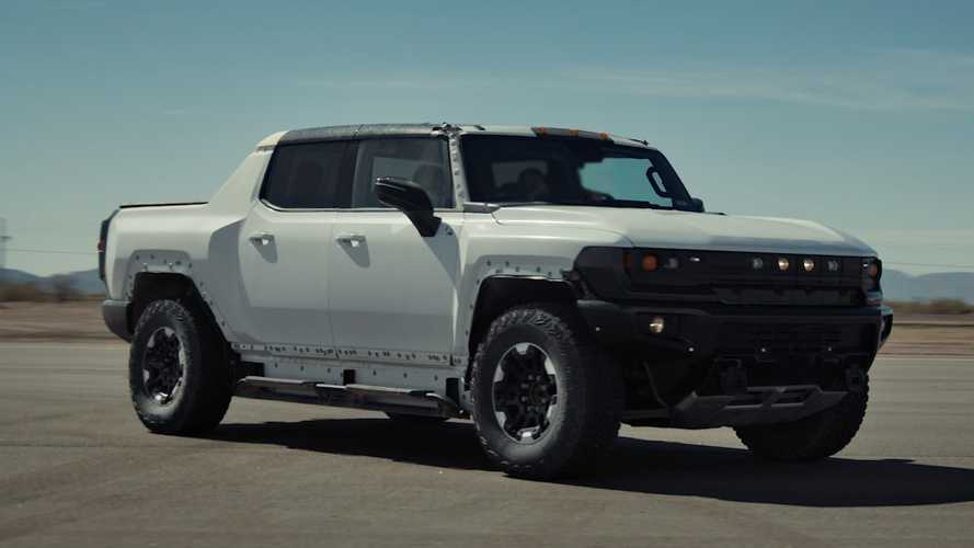 Hummer EV Tests Watts To Freedom Mode To Celebrate Independence Day