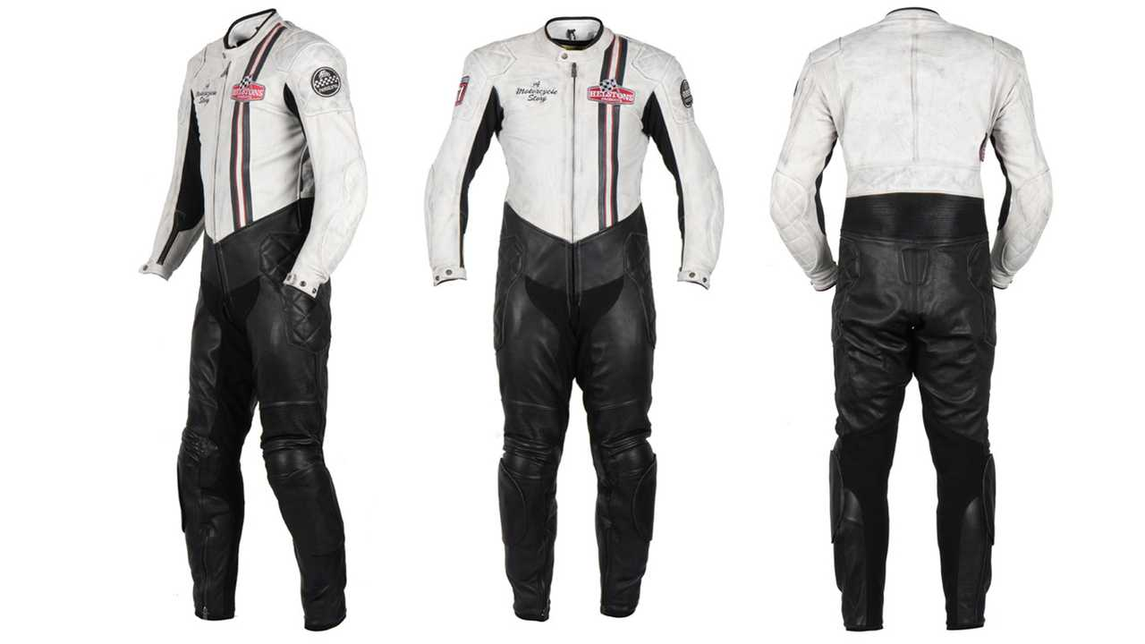 Helstons Stirling Leather Suit