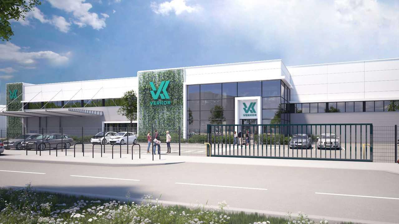 Verkor innovation center