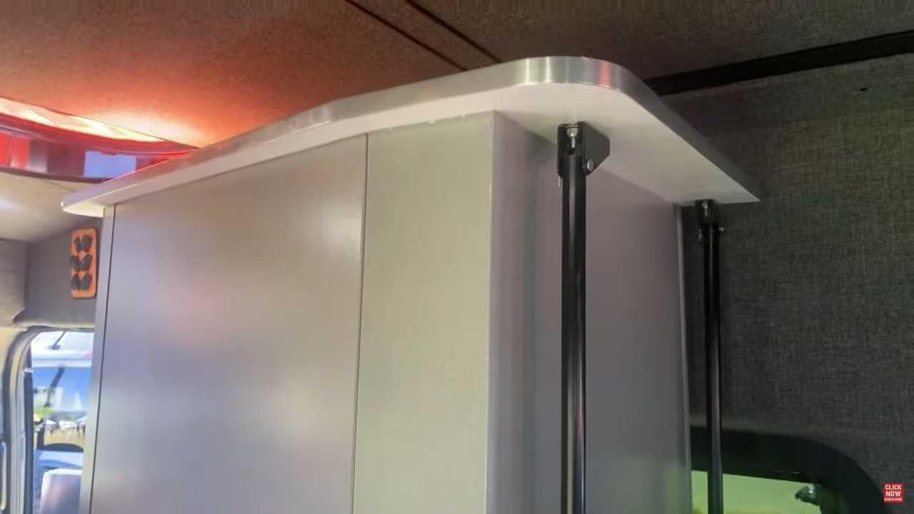ModVans MH1 Interior