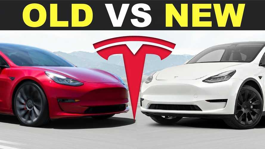 Latest Tesla Model Y Compared To Original Model 3: What's Changed?