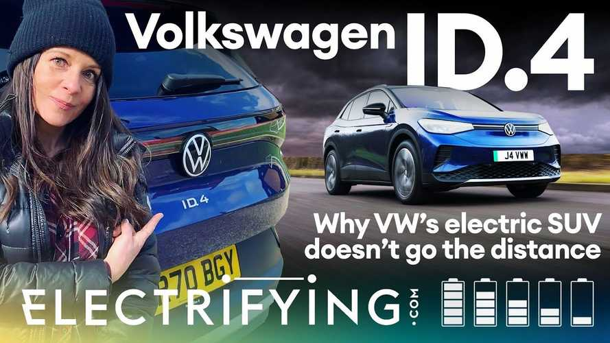 Electrifying says don't buy the VW ID.4, wait for upcoming EVs instead