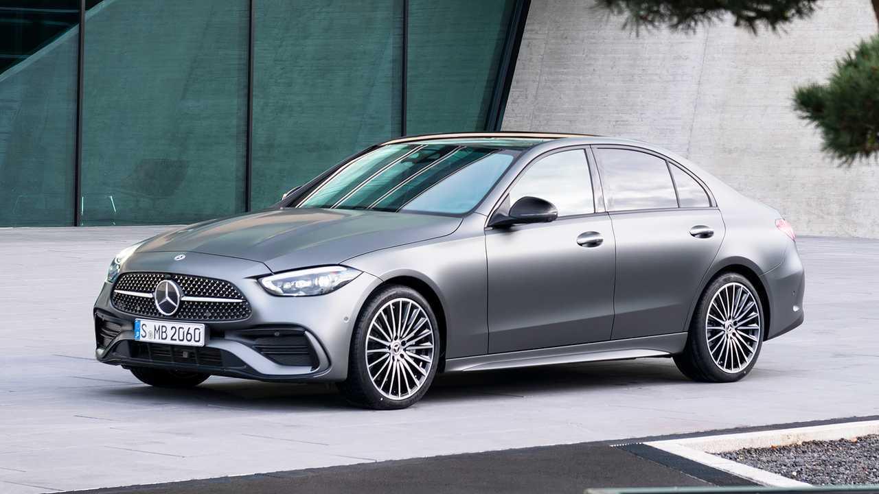 Nuova Mercedes Classe C (2021)