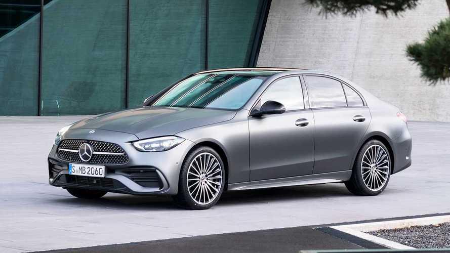 Nuova Mercedes Classe C, tanto tecnologica quanto ammiraglia