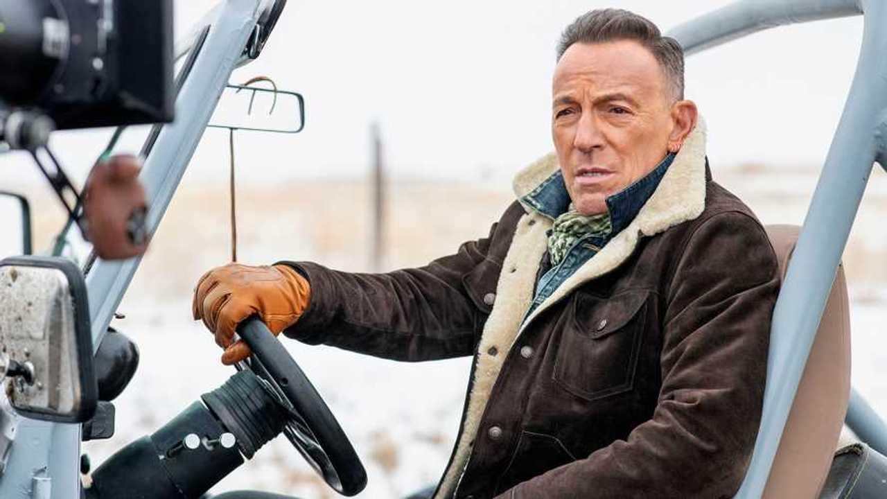 Bruce Springsteen, lo spot Jeep