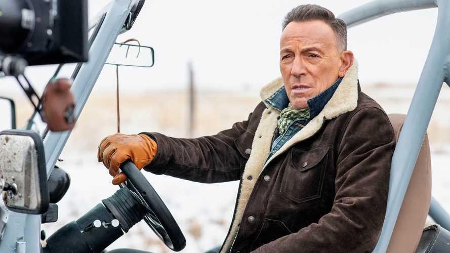 """Bruce Springsteen non guidava ubriaco: torna lo spot Jeep col """"Boss"""""""