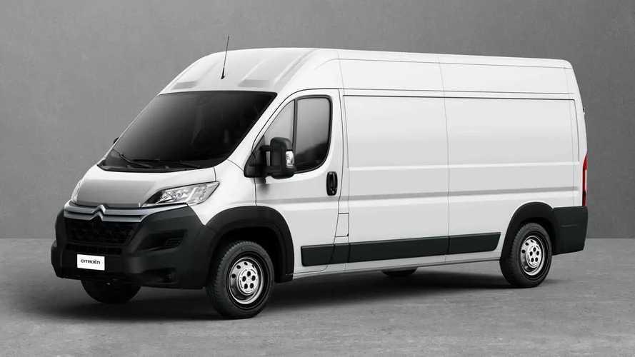 Citroën e Peugeot lançam furgões para motoristas com CNH tipo B