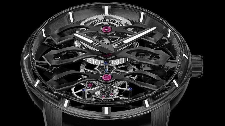 Aston Martin выпустил «парящие» часы по цене от 11 000 000 рублей