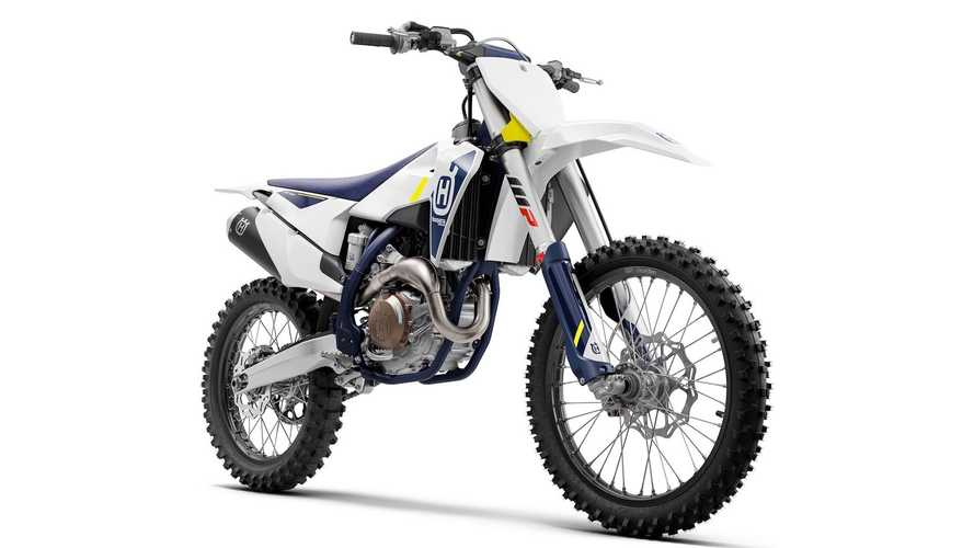 Husqvarna Tweaks TC and FC Motocrossers For 2022