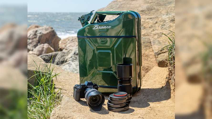Rad Camera Can By Bronco Could Preview New Color For Off-Roader