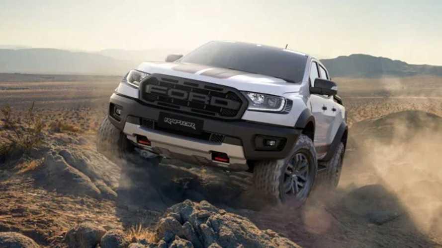 Ford Ranger Raptor X 2021