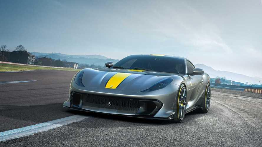 Ferrari dévoile la 812 Competizione et son V12 surpuissant !