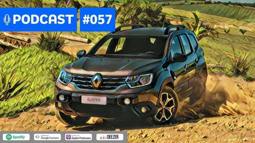 Motor1.com Podcast #57: Novo Renault Duster tem força para voltar à briga?