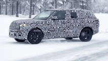 range rover long wheelbase spy