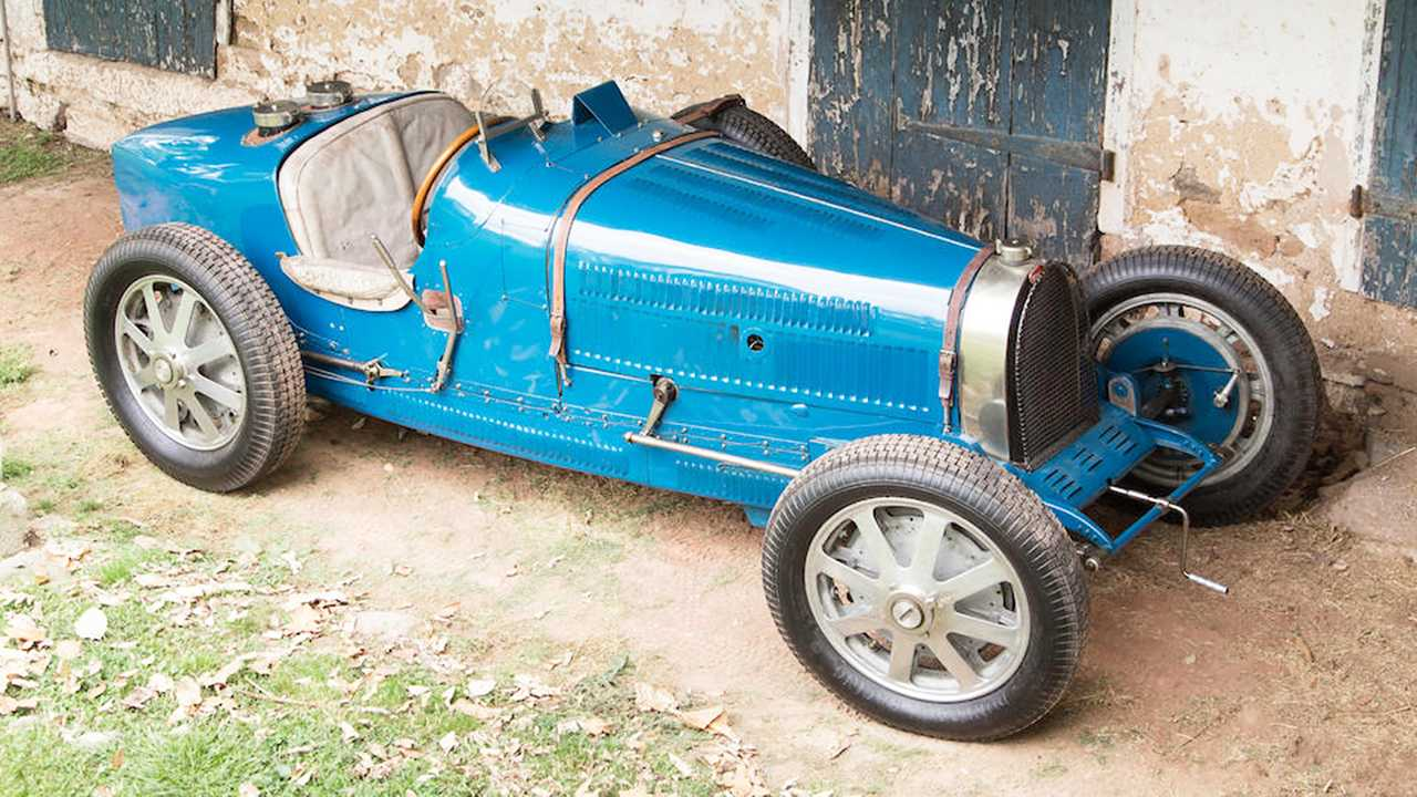 Bugatti Type 51 Grand Prix Racing (1931) - 3,7 millions d'euros