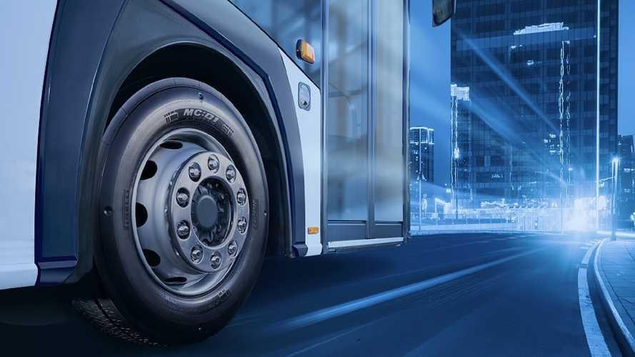 Da Prometeon gli pneumatici per gli autobus elettrici