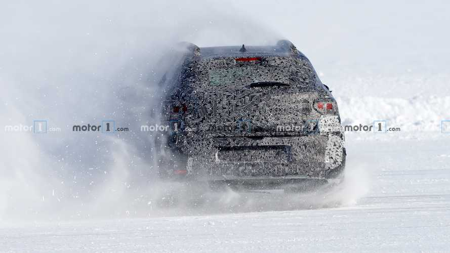 2021 Dacia Sandero Stepway new spy photos