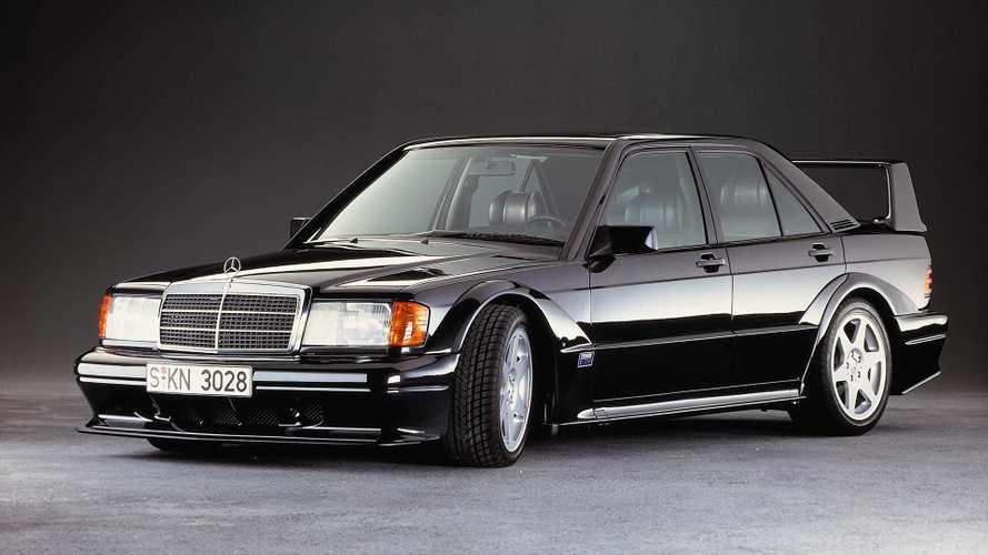 El mítico Mercedes-Benz 190E2.5-16 EvolutionII cumple 30 años