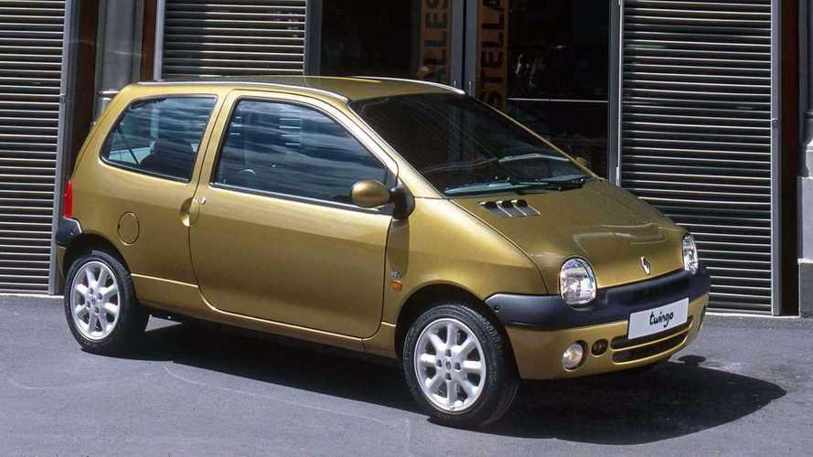 Renault Twingo: la historia del exitoso urbano, en 10 imágenes