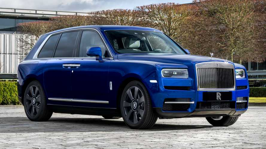 Rolls-Royce delivers record number of cars in 2019