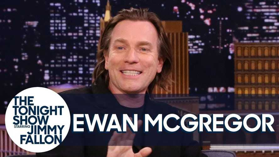 Watch Ewan McGregor Open Up About The Long Way Up