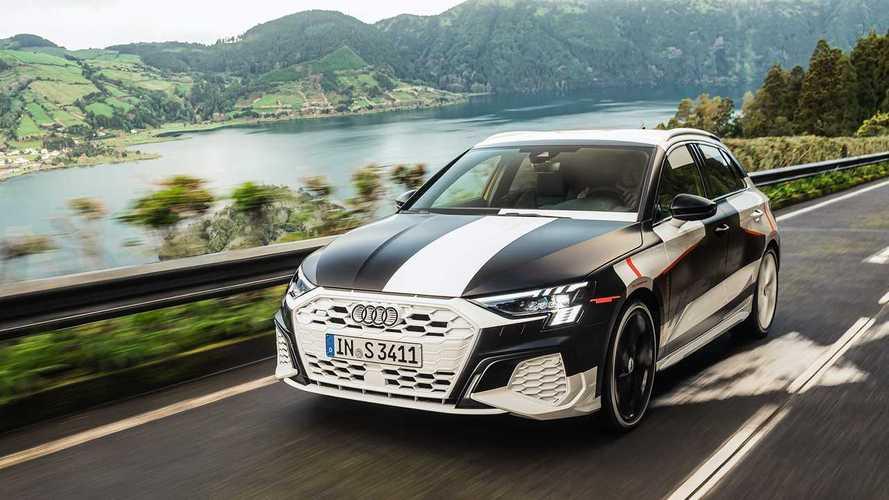 Yeni Audi S3 Sportback'in teknik verileri geldi!