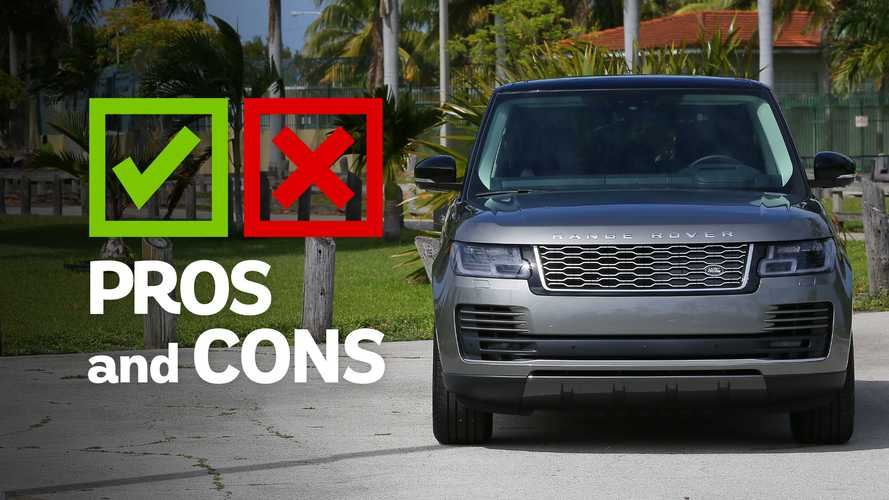 2020 Land Rover Range Rover HSE P400e: Pros And Cons
