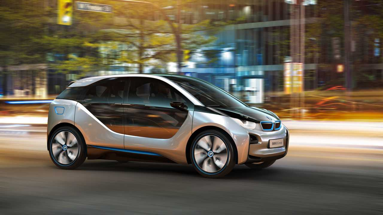 BMW i3 - 7,2 secondi