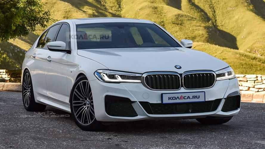 2021 BMW 5 Serisi tasarım yorumu