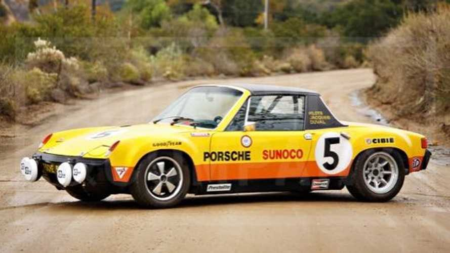 1970 Porsche 914/6 GT Is Up For Grabs