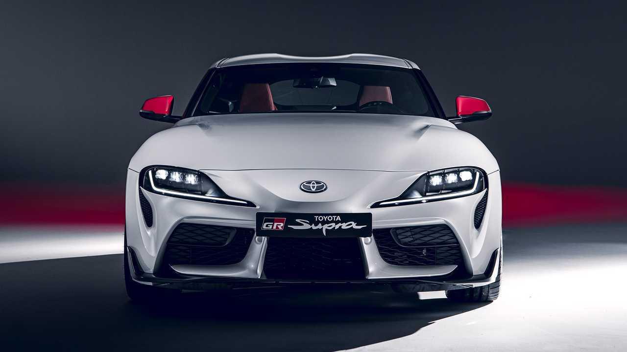 2020 Toyota GR Supra 2.0L Turbo