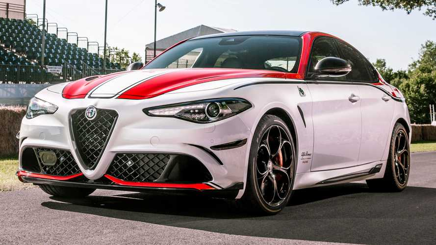 Alfa Romeo Giulia GTA With 620 Horsepower Could Debut In June