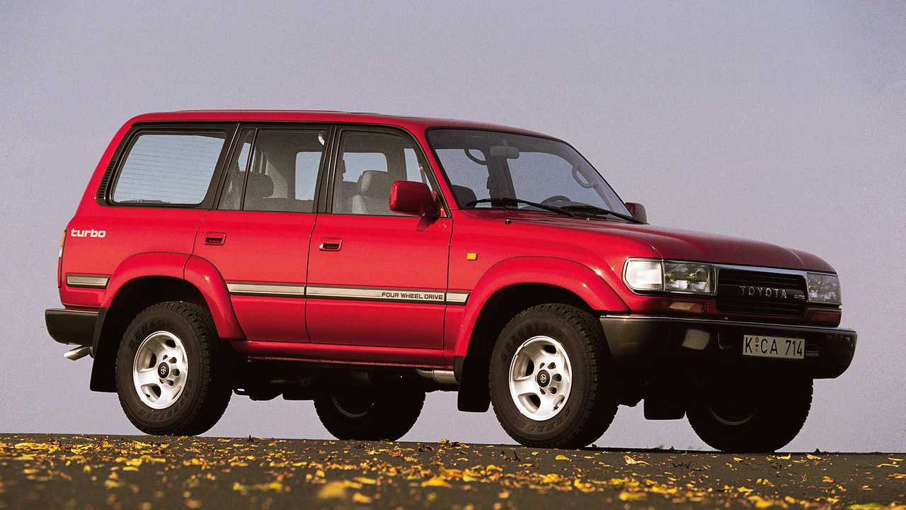 Toyota Land Cruiser (J8)