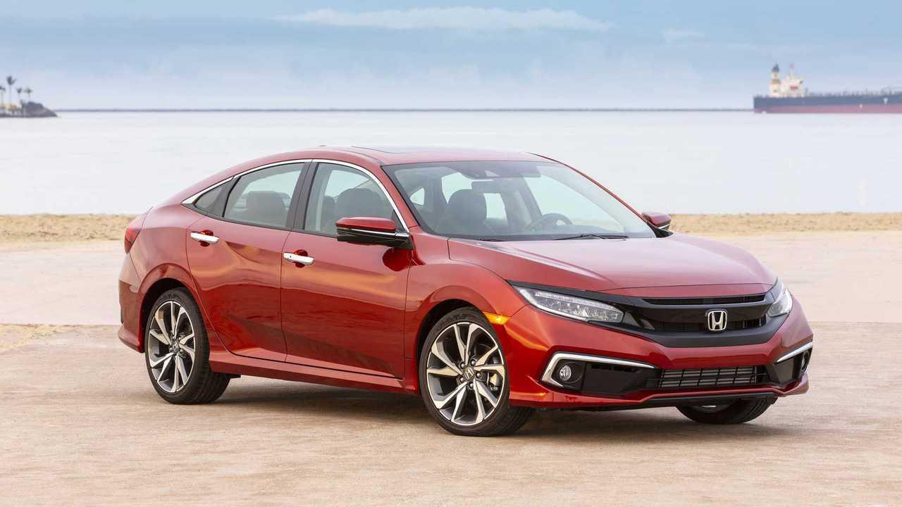 9. Honda Civic