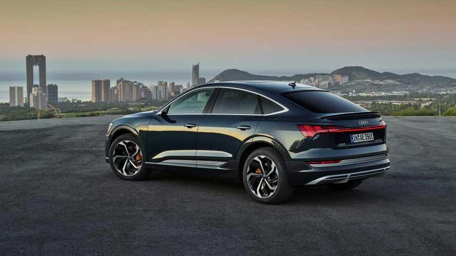 Audi e-tron Sales Improved In U.S. In 2020