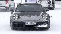 Yeni Nesil Porsche 911 Turbo S Casus Fotoğraflar