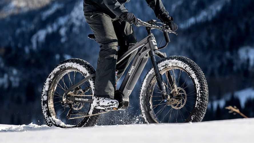 Jeep Opens Order Book For First E-Bike And The Price Is Ludicrous
