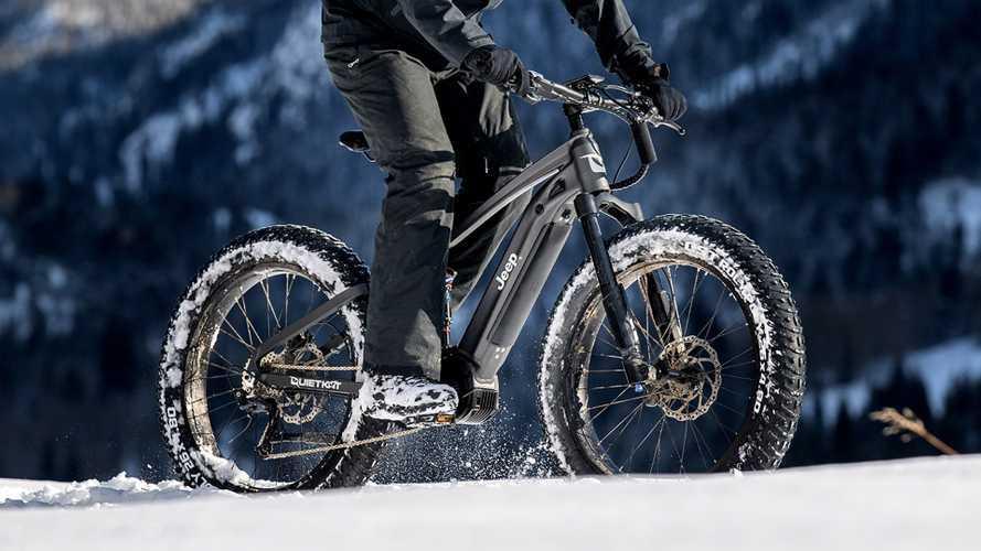 Jeep começa a vender bicicleta elétrica por R$ 27 mil