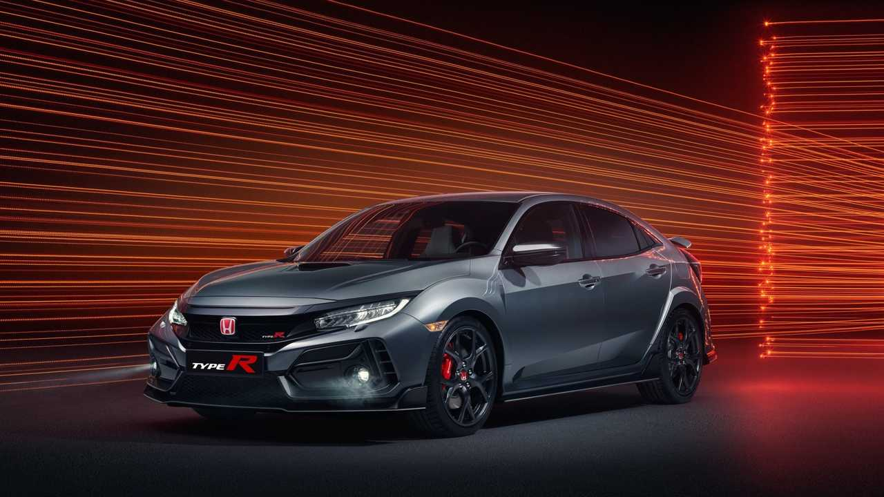 320 CV: Honda Civic Type R