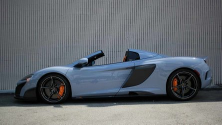 Embrace the power of a 2016 mclaren 675lt spider