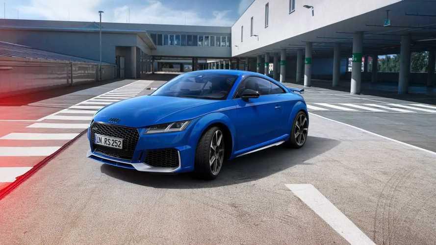 Audi RS, paquete aniversario