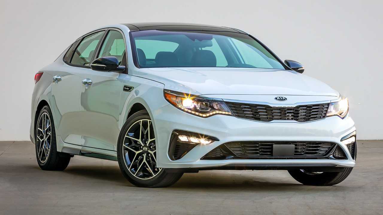 Aging Kia Optima Hopes To Undercut Rivals With New Special Edition
