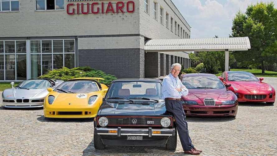 Giorgetto Giugiaro: la historia de un escultor de automóviles