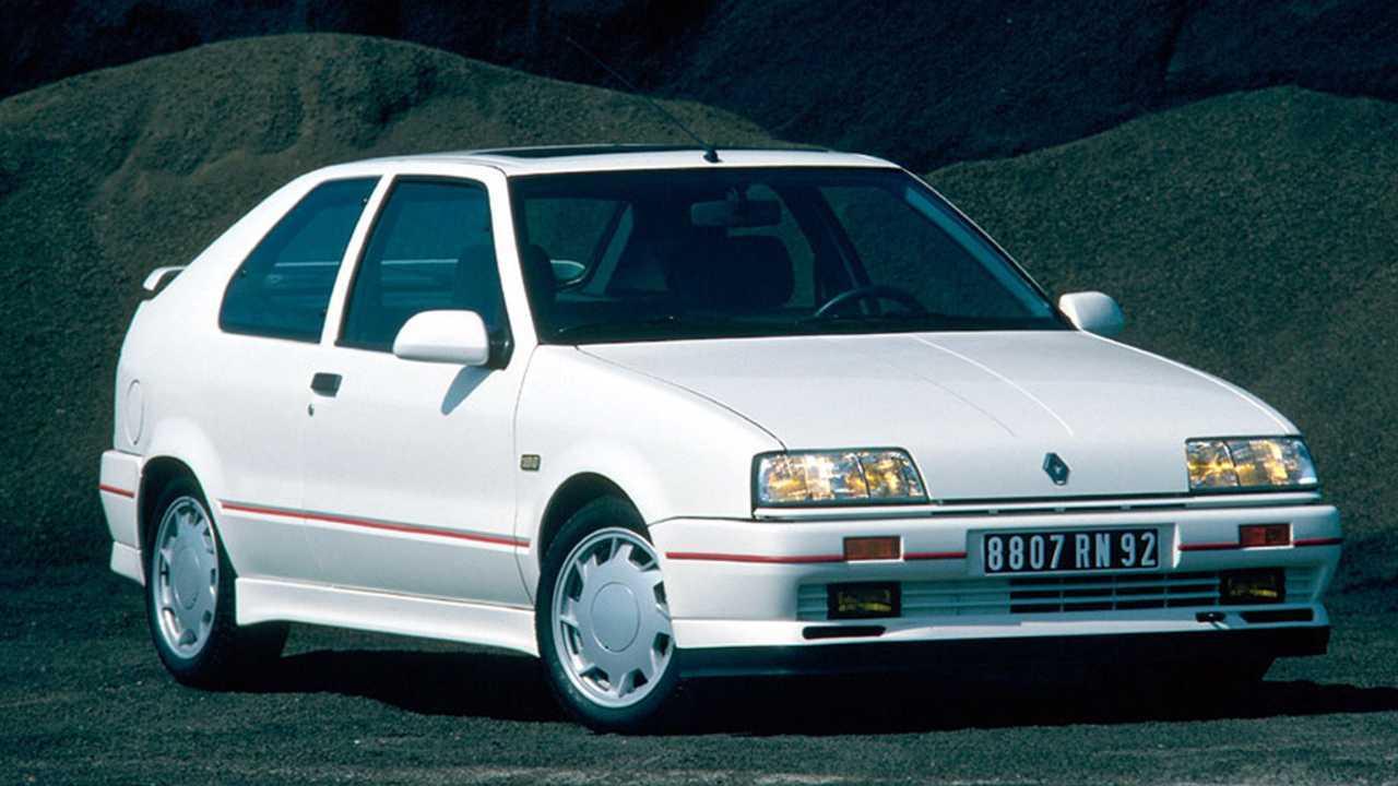 Renault 19 16V 1988-1992