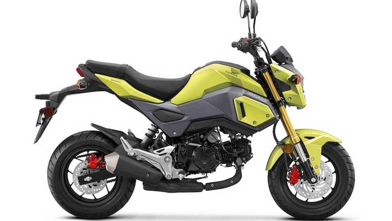 Honda Grom: $3,399