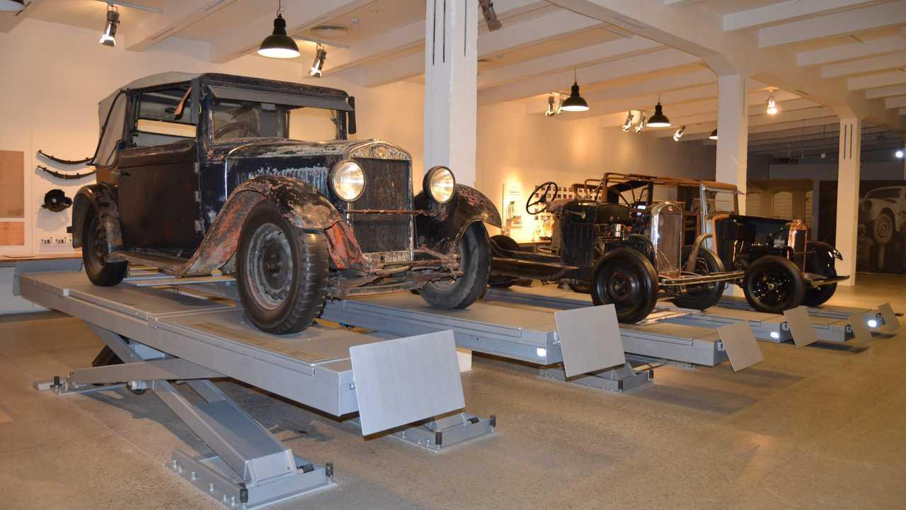 Музей Skoda в Млада-Болеславе