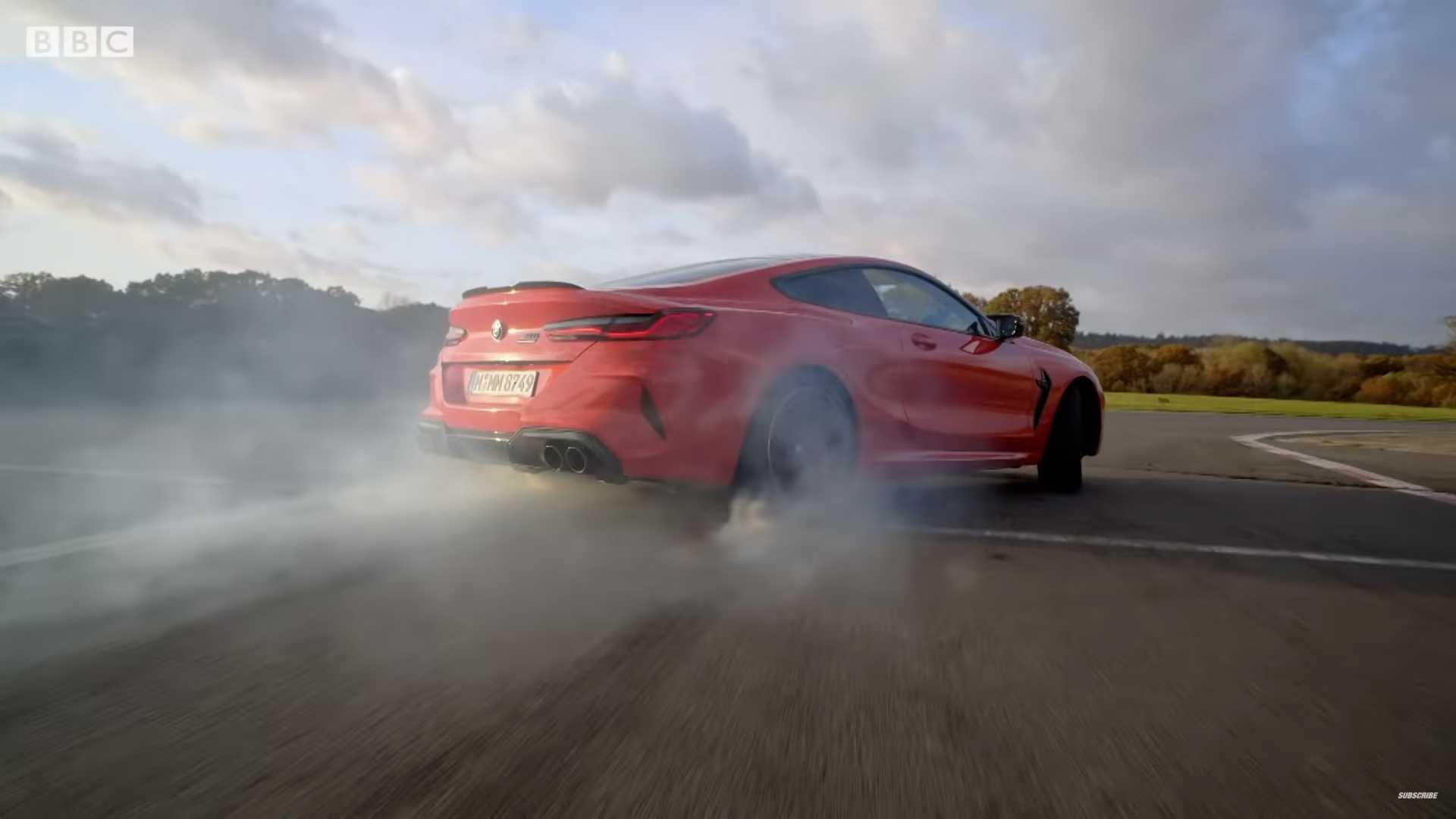 New Top Gear Series 28 trailer will come at you sideways